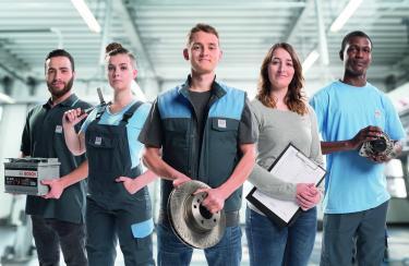 Team bosch car service