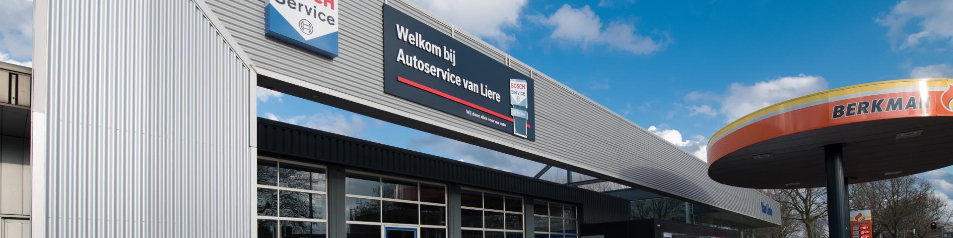 Bosch Car Service van Liere Vlissingen