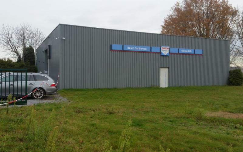 Welkom bij Bosch Car Service Garage ALC