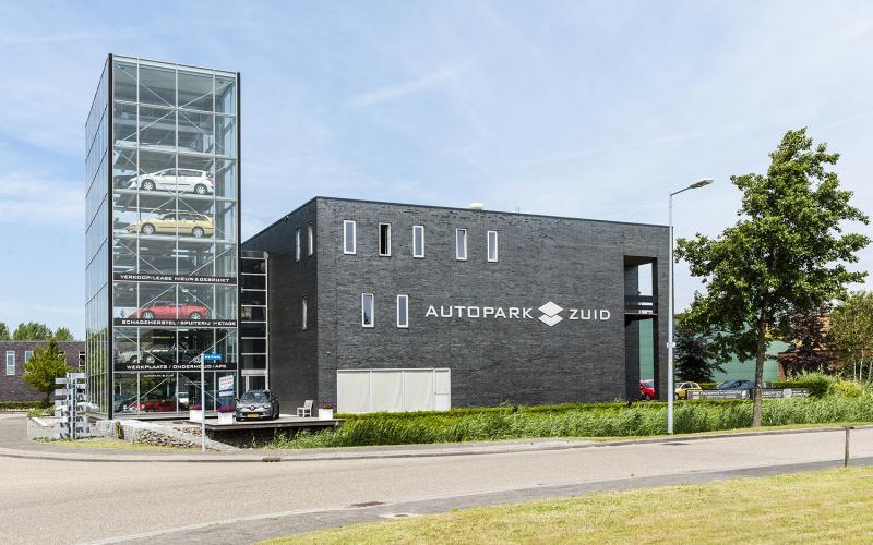 Garage in Nieuw-Vennep