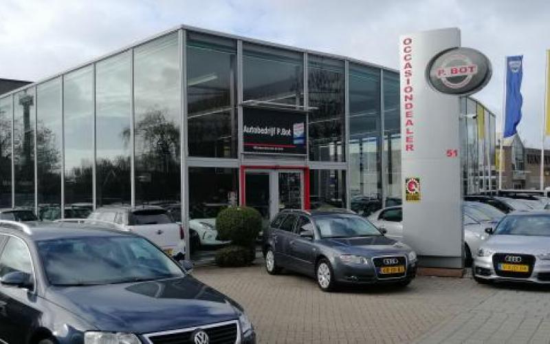 Welkom bij Bosch Car Service P. Bot