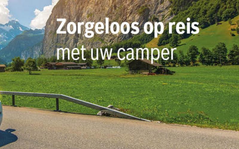 Camper- en caravan onderhoud