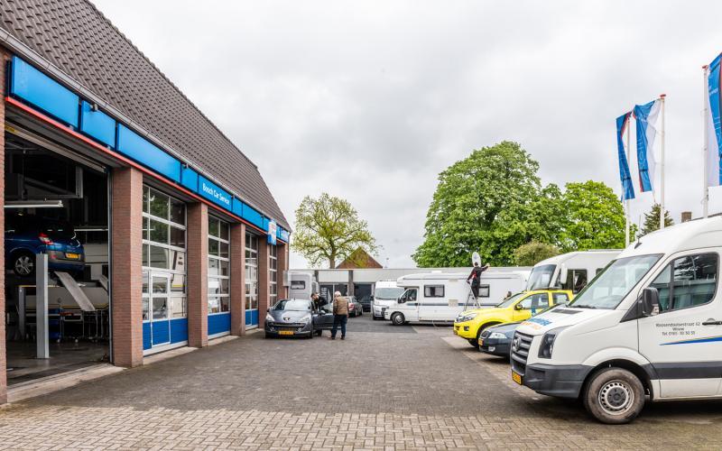 Garage in Heerle