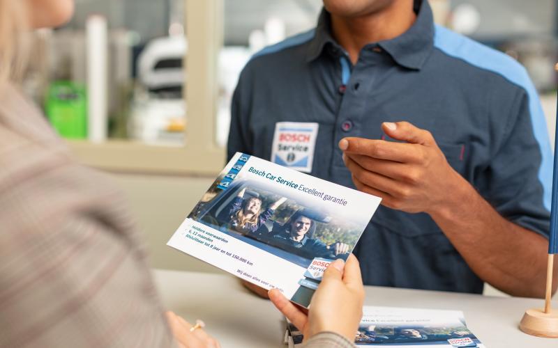 Brochure BCS Excellent Garantie