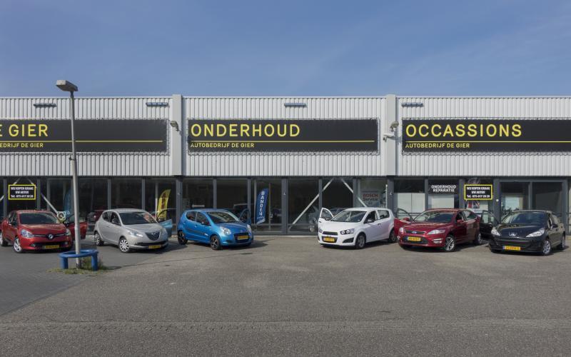 Welkom bij Bosch Car Service De Gier