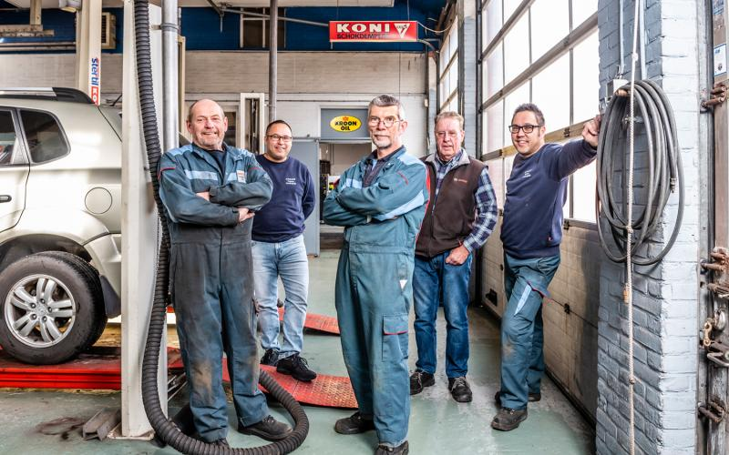 Bosch Car Service Faasse in Westkapelle