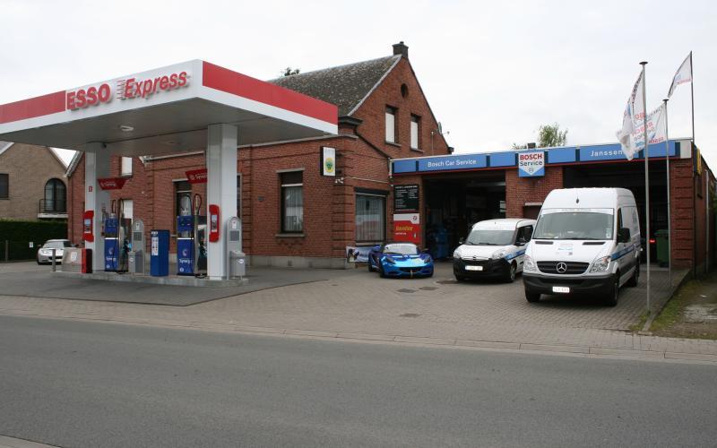 Welkom bij Bosch Car Service Janssens
