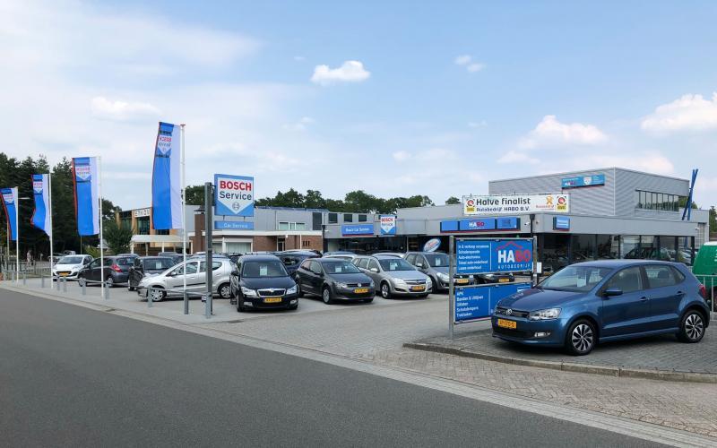 Pand Bosch Car Service Habo Emmen