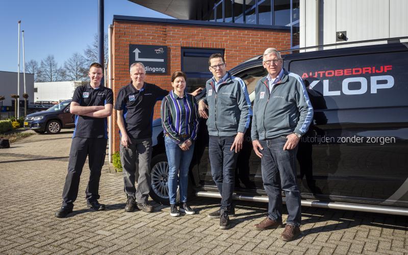 Team Autobedrijf Klop