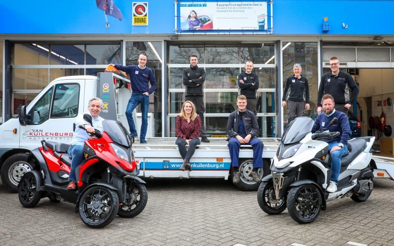 Team van Kuilenburg