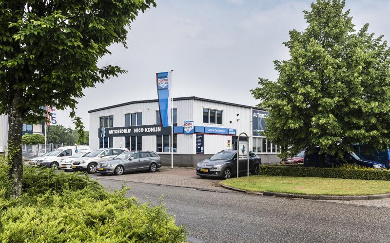 Bosch Car Service Nico Konijn in Middenbeemster