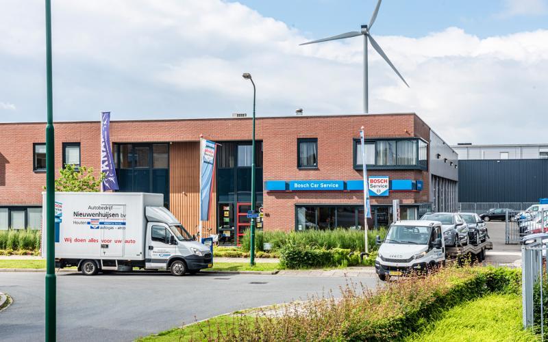 Welkom bij Autobedrijf van Nieuwenhuijsen