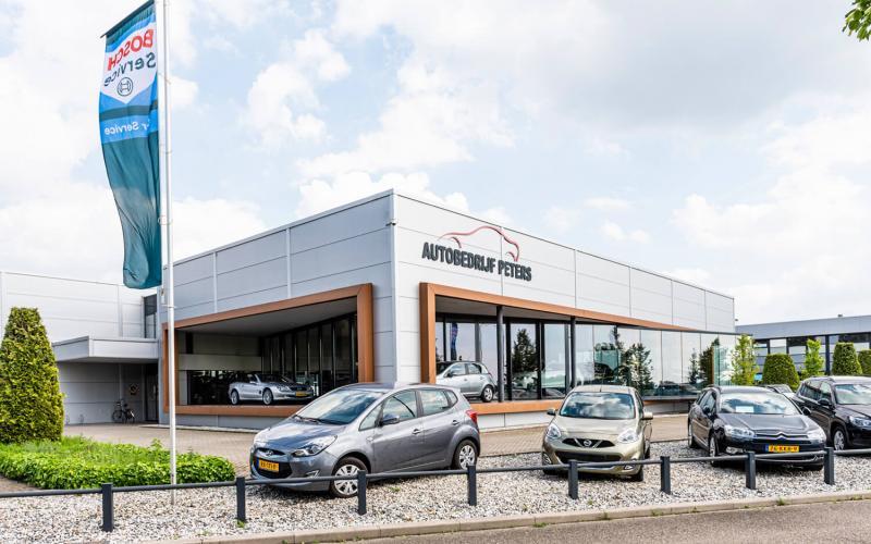 Welkom bij Bosch Car Service Peters-Iveton