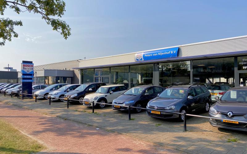 Welkom bij Bosch Car Service Peters van Nijenhof