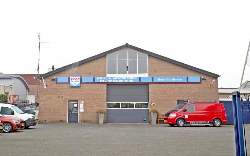 Welkom bij Bosch Car Service R. Voets
