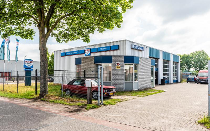 Welkom bij Bosch Car Service Thijssen