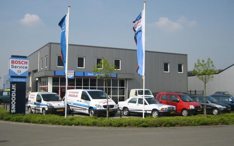 Welkom bij Bosch Car Service Snoodijk