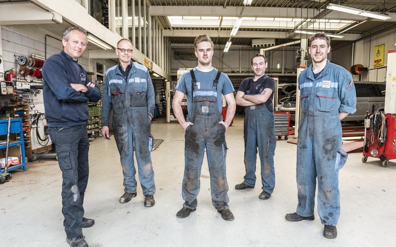 Bosch Car Service Ton Laan Techniek in Koog aan de Zaan
