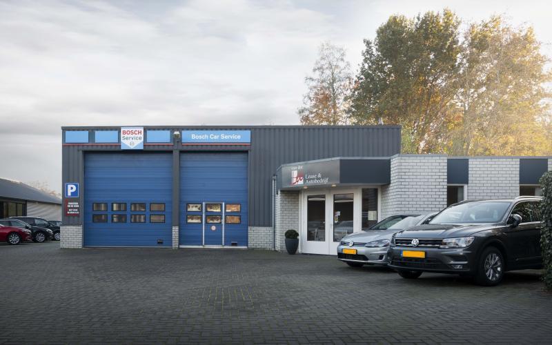 Welkom bij Bosch  Car Service Van der Lee