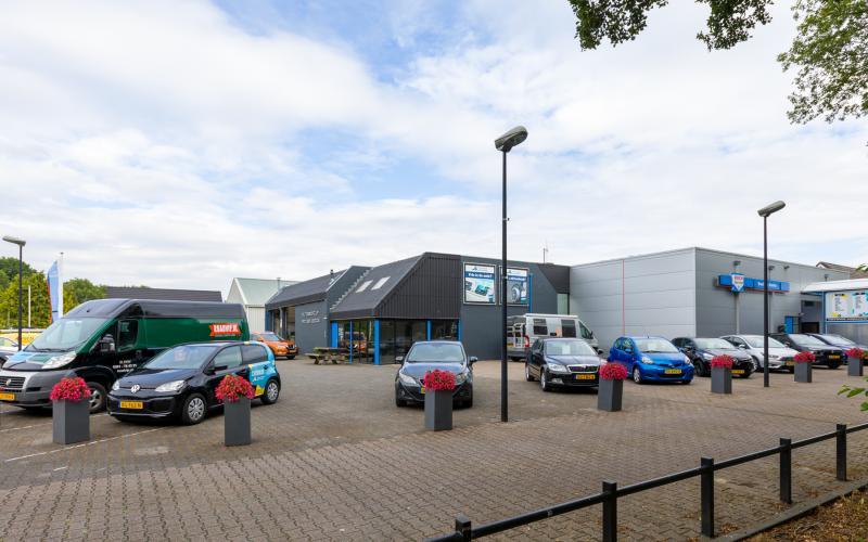 Welkom bij Bosch Car Service van der Weide