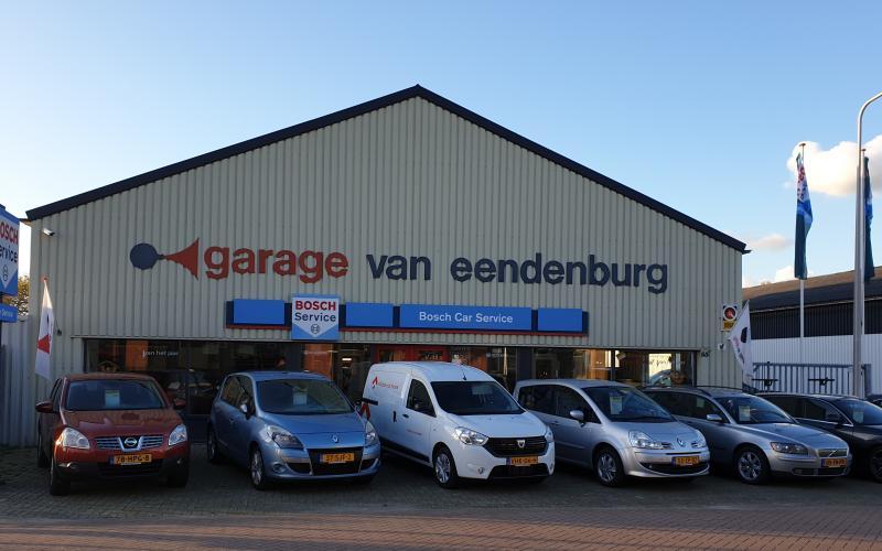 Welkom bij Bosch Car Service van Eendenburg