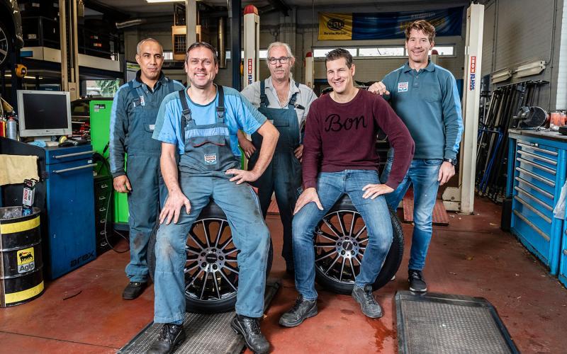 Bosch Car Service van Loon in Wouw