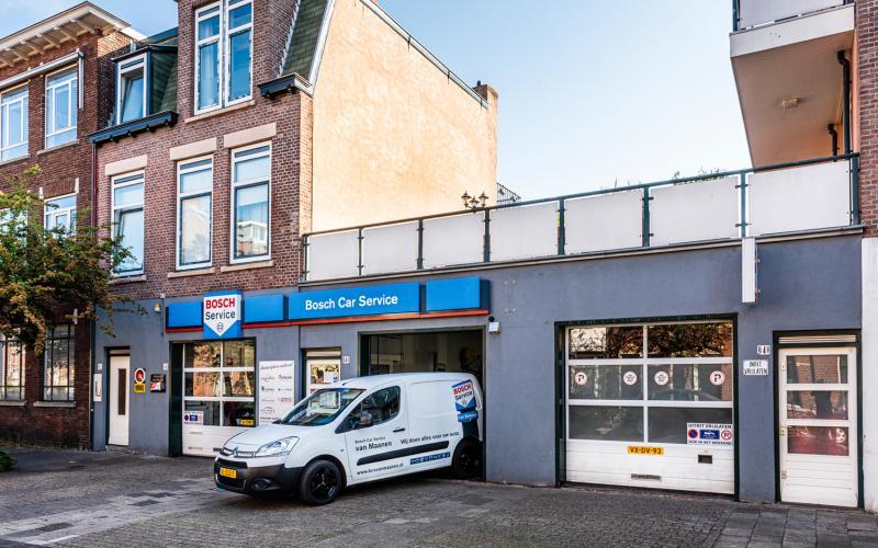 Bosch Car Service van Maanen in Den Haag