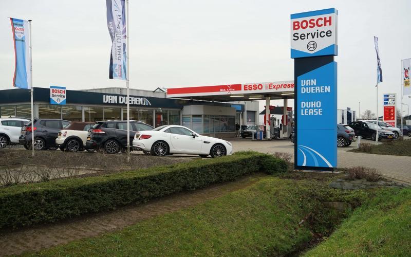 Bosch Car Service van Dueren in Willemstad