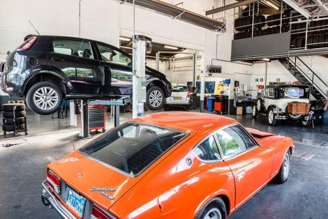 Werkplaats Auto Aktief