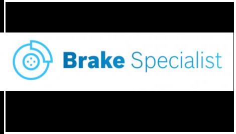 Bosch Brake Specialist