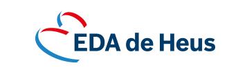 Logo EDA de Heus