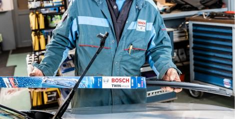 Bosch ruitenwissers
