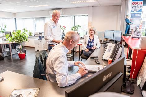 Bosch Car Service Nieuwenhuijsen