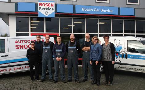 Teamfoto BCS Snoodijk