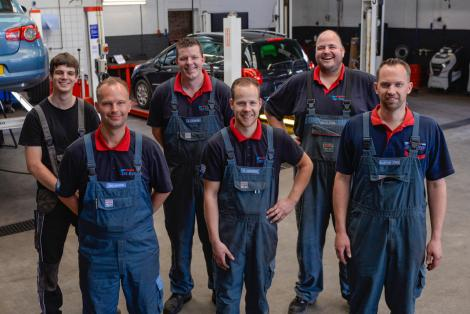 Welkom bij Bosch Car Service Autobedrijf ter Borch