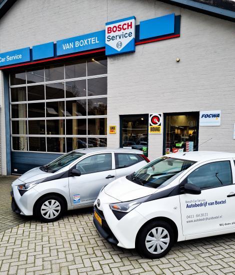 Autobedrijf van Boxtel