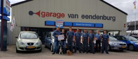 Van Eendenburg team