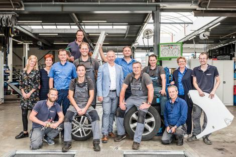 Welkom bij Bosch Car Service Wijnand's Auto Service